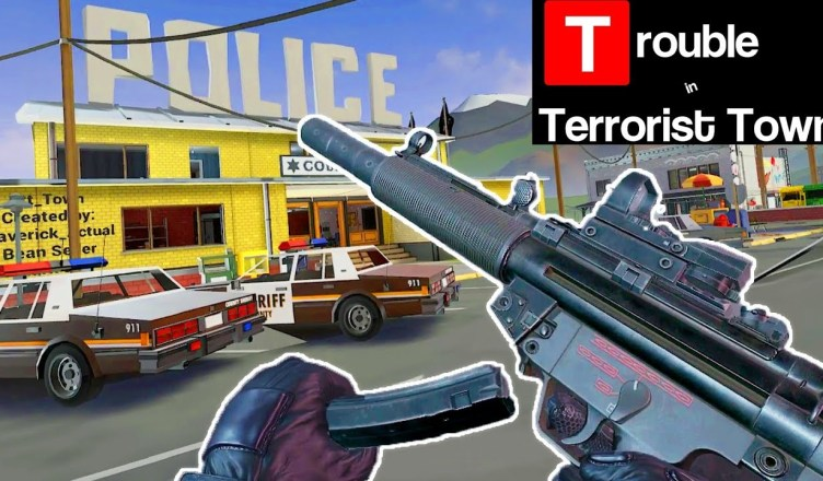 New TTT Map Is The Best We've Ever Played! (PAVLOV VR