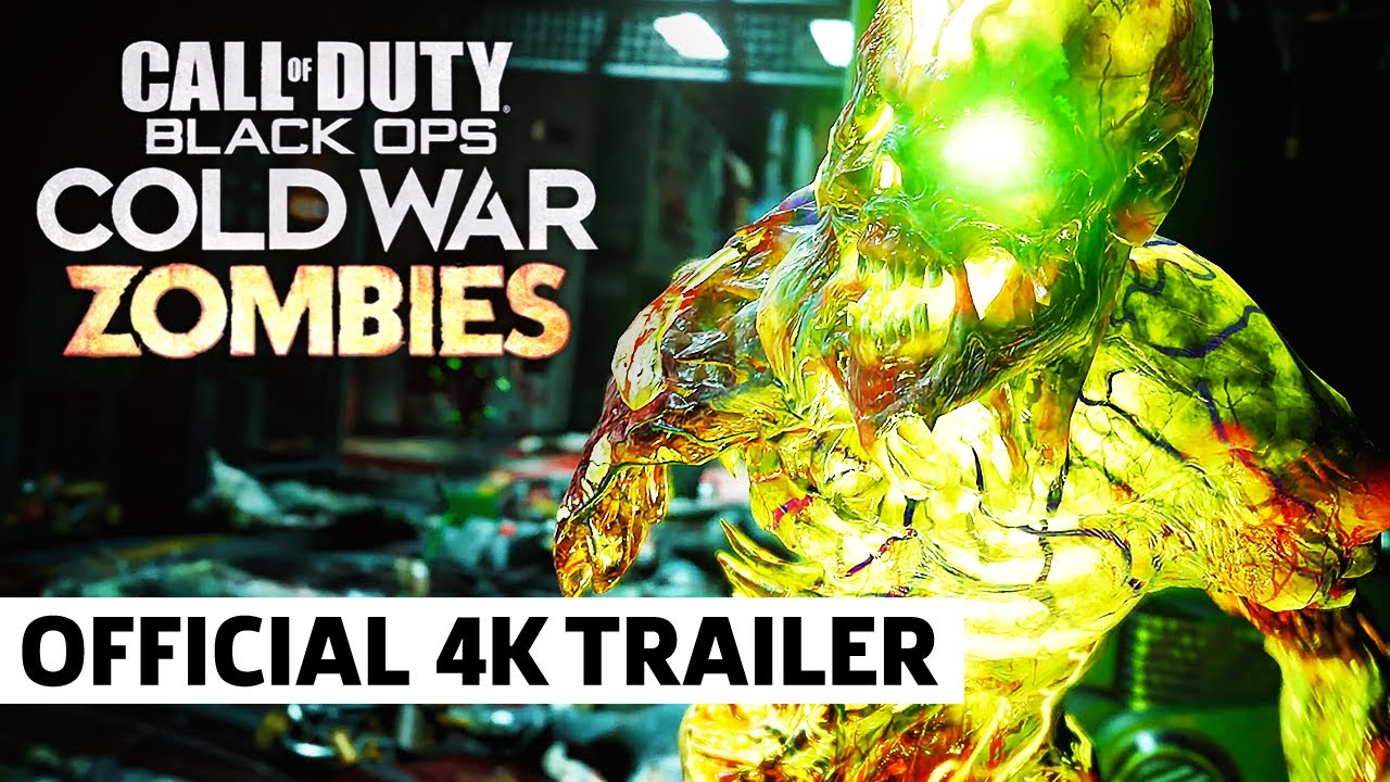 Call Of Duty Black Ops Cold War Official Ps5 Zombies Gameplay Trailer Reallexi Vr