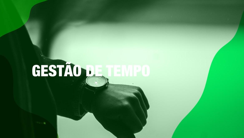 GESTÃO DE TEMPO