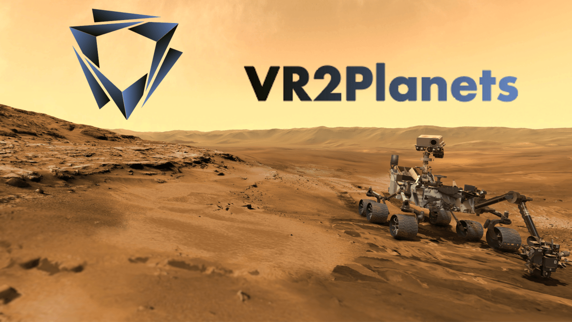 VR2Mars by VR2Planets