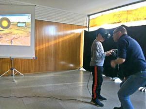 IPGP introduit la Réalité Virtuelle au Collège
