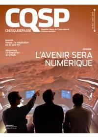 Couverture CQSP Août/2017