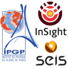 Logo IPGP InSight SEIS