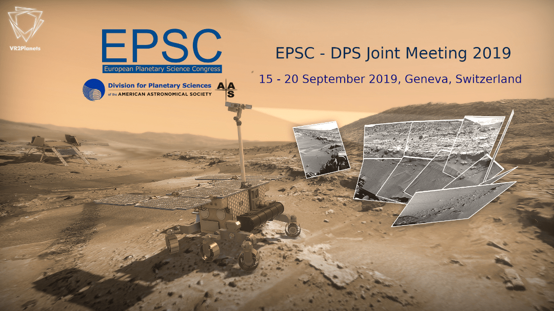EPSC-DPS Joint meeting 2019 - VR demonstrations