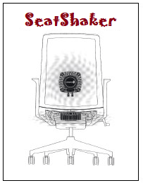 PGSS – Pretty Good Seat Shaker (DIY)
