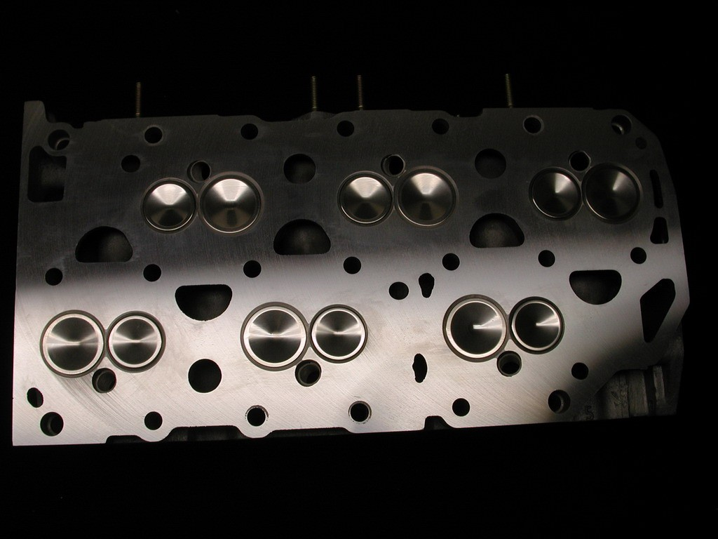hight resolution of vr6 12v cylinder head