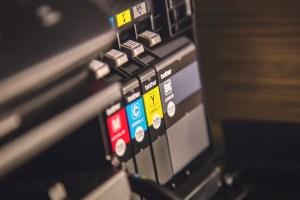 Canon printer inkt