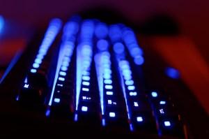 LED PC verlichting