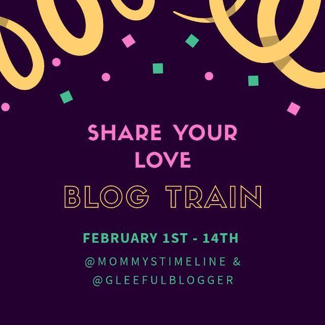 Valentine Blogtrain
