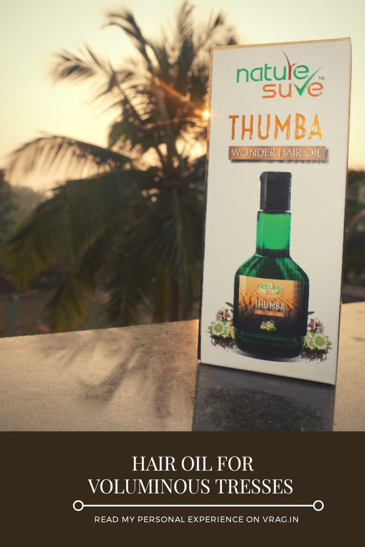 Thumba Wonder Hair Oil