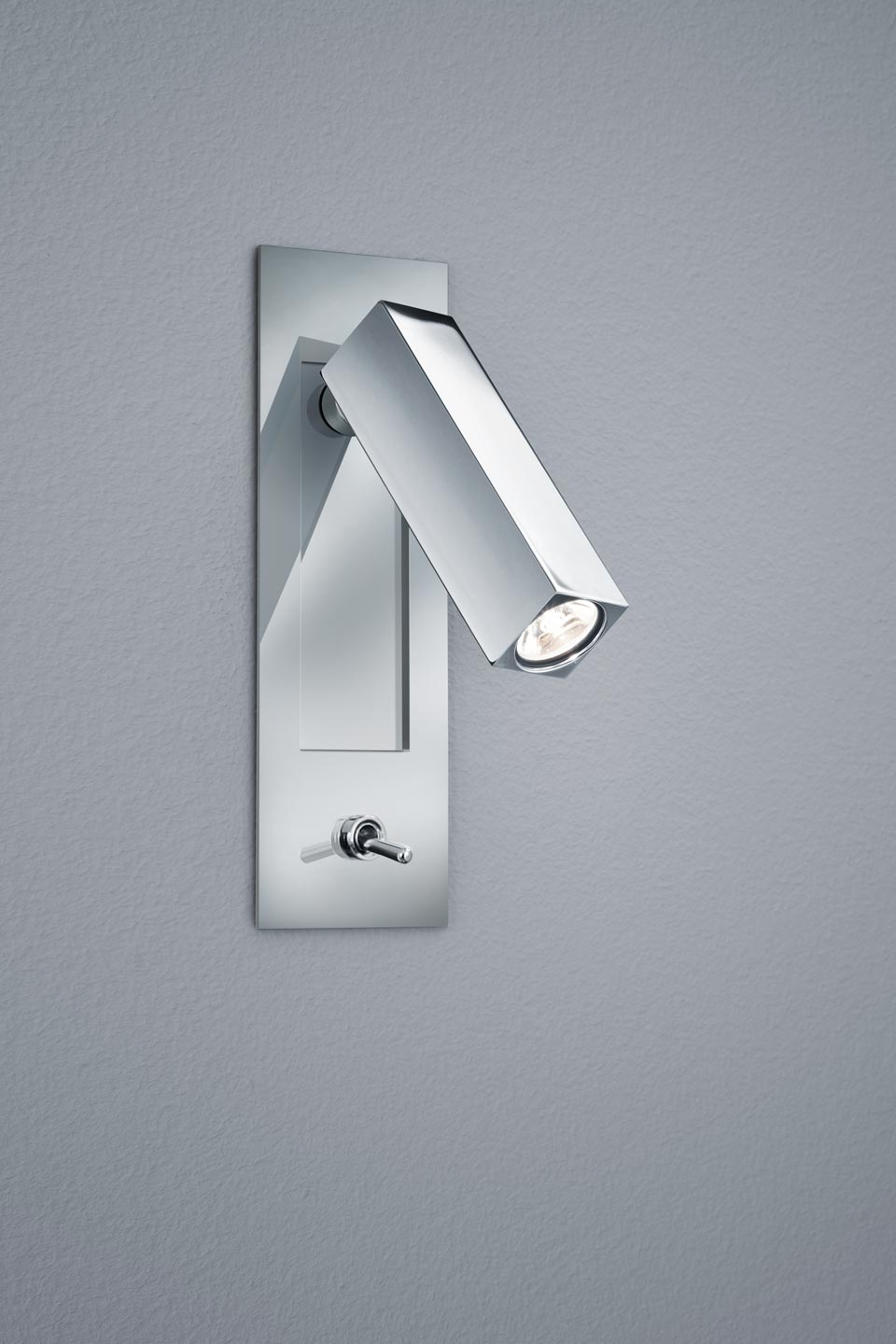 Leuchten Bilder Chrome Recessed Led Wall Light: Baulmann Leuchten Luxury Lightings Made In Germany - Réf. 16010130