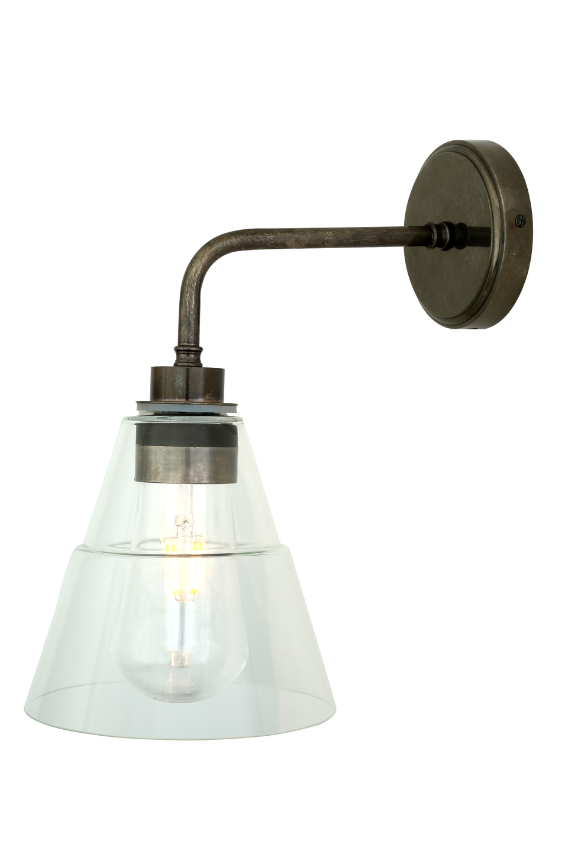 Ampoule Led Rétro Bras 90 En Laiton Antique · Applique Salle De Bain Vintage  Avec Tirette · Applique Vintage Bras En Laiton Brillant Ip54