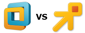 VMware Workstation vs VMRC