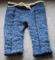 Bukse med legg
