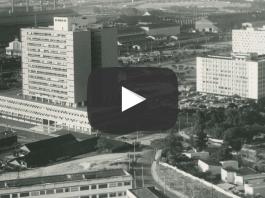 Aniversário de Volta Redonda 1970