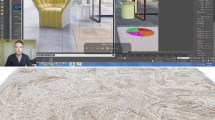 Vrayfur - Learn Design Ligne Roset Carpet In 3ds Max