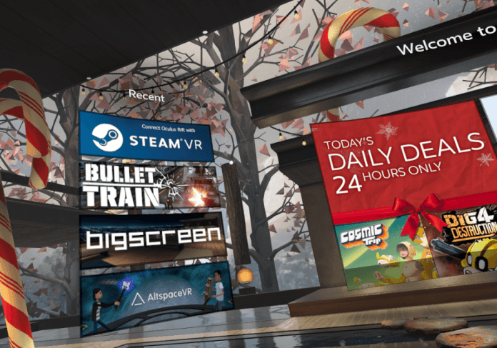 How to Add Steam VR Games to Oculus Home Featured
