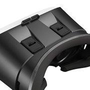 Esky-ES-VR01-3D-VR-Brille-Box-Einstellbar-Virtual-Reality-Video-Movie-Game-Brille-Headset-fr-Smartphones-Android-IOS-Handys-3D-Filme-und-Spiele-schwarz-0-2