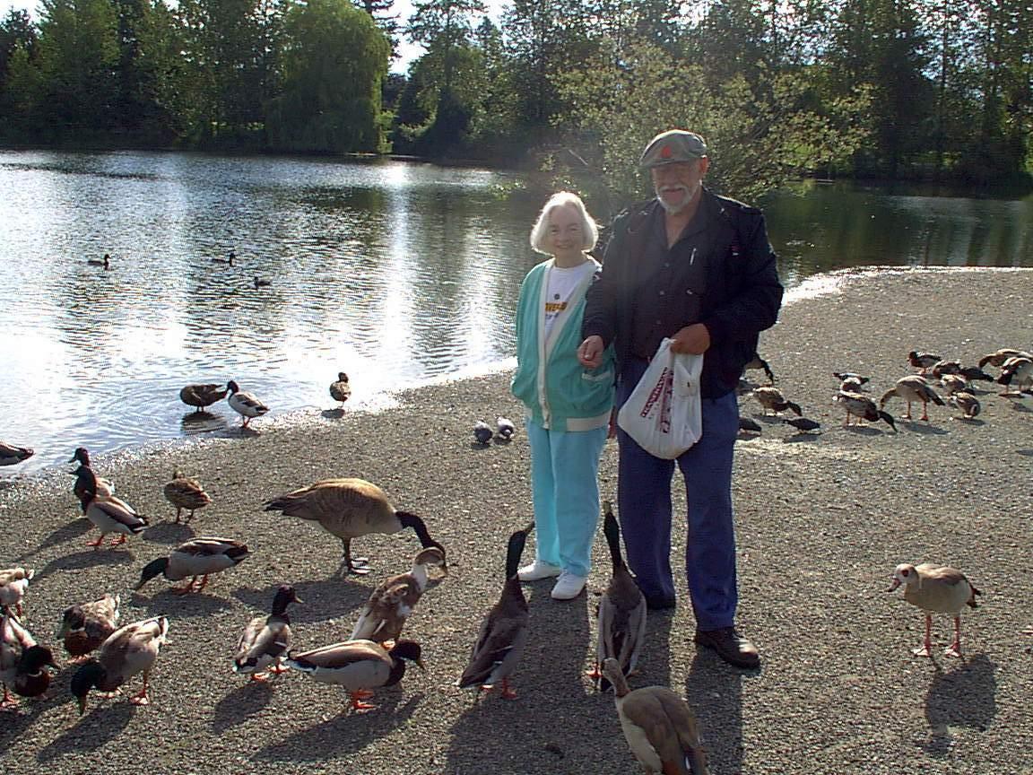pisode 55 Duane et Martha  VRcamping  Le site 1 au Canada sur le monde du vhicule