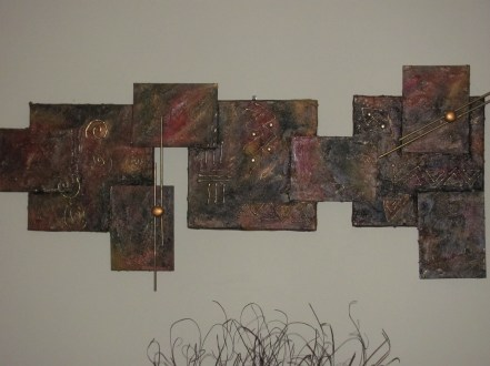 Canvases - mixed media