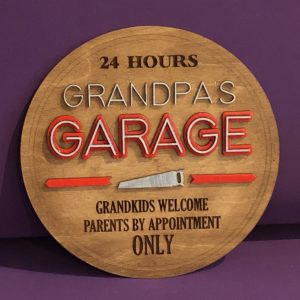 Grandpas Garage