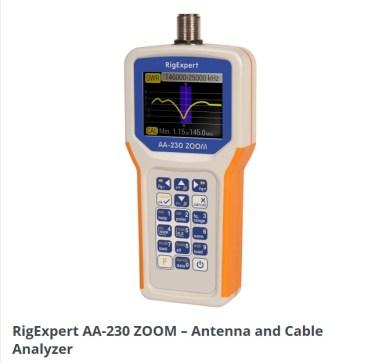 Rig Expert AA-230 ZOOM