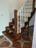 Scara lemn vang stejar Bucuresti
