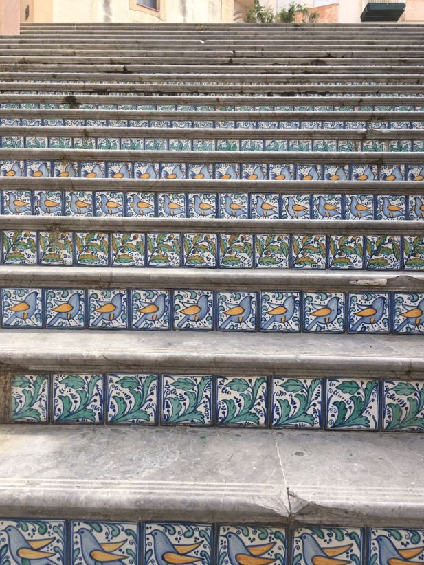 Лестница в Чефалу