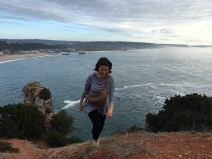 Все-таки здорово, что в Португалии можно безнаказанно везде лазить