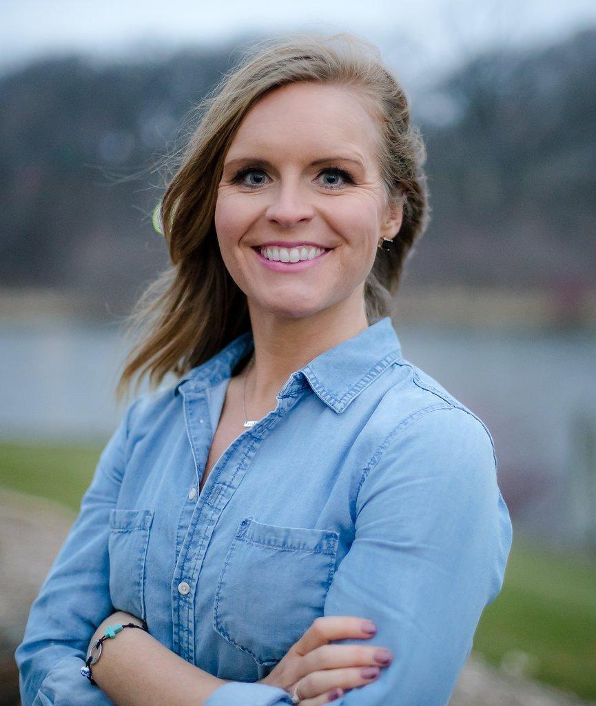 Kelly McIntee - Health, Wellness, & Life Coach