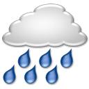 rain  Vreme urâtă până pe 21 aprilie în Jud. Buzău rain