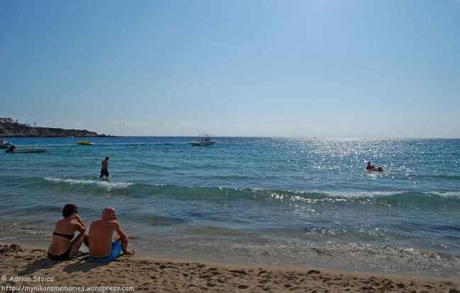 Coral Bay Beach Cyprus