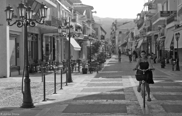 Dupa-amiaza in Lefkada
