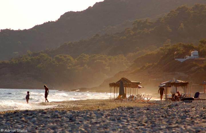 Hazy Afternoon_Limenaria Beach