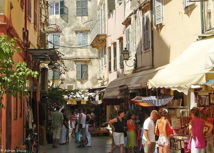 Kerkyra Streets