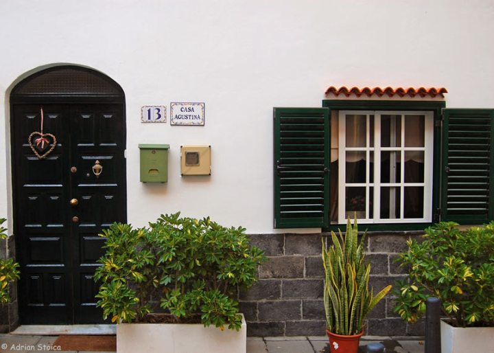 Casa Agustina, Puerto de la Cruz