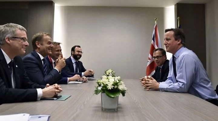 PREGOVORI BRITANIJA I EU - POLITIČKI TRILER