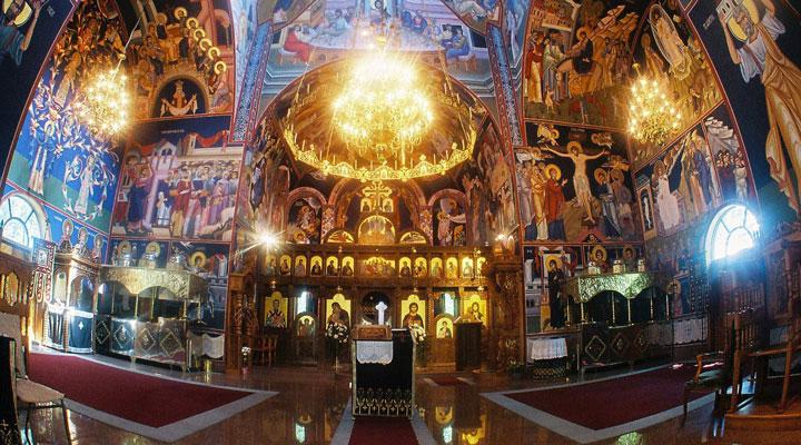Patrijarh-Irinej-u-Kanadi-Manastir u Miltonu