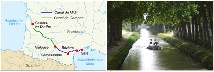 Kanal-du-Midi-kod-Tuluza-u-Francuskoj