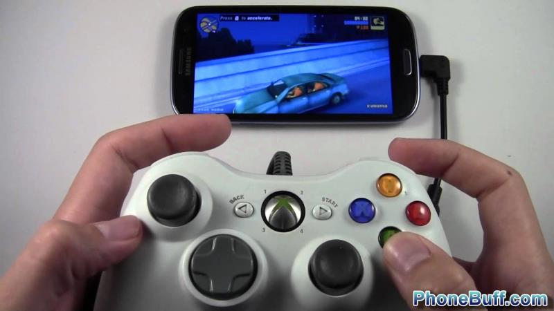 How To Connect Gamepad To An Android Phone Or Tablet For
