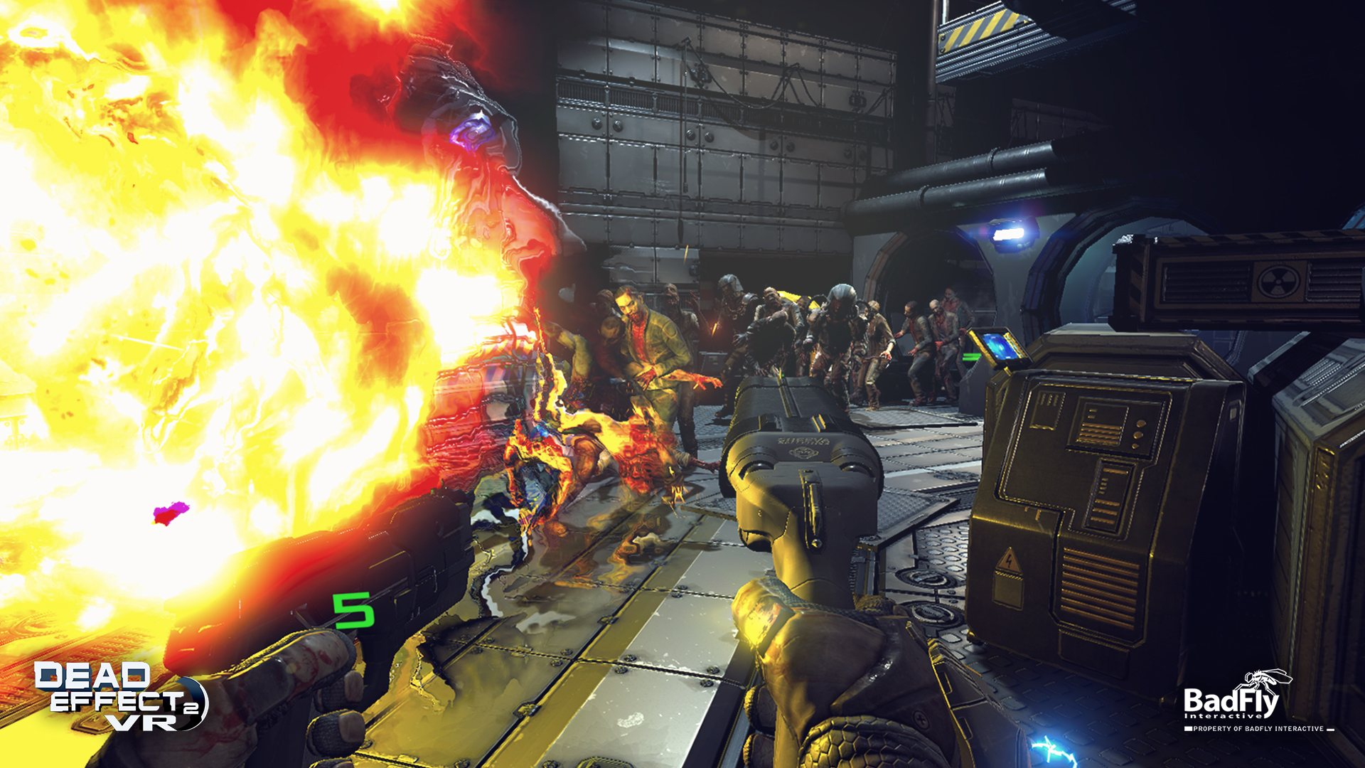 Dead Effect 2 VR Reviews & Overview | vrgamecritic