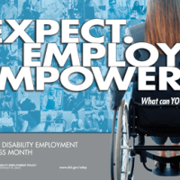 VR Horizons Members Encouraged to Participate in National Disability Employment Awareness Month