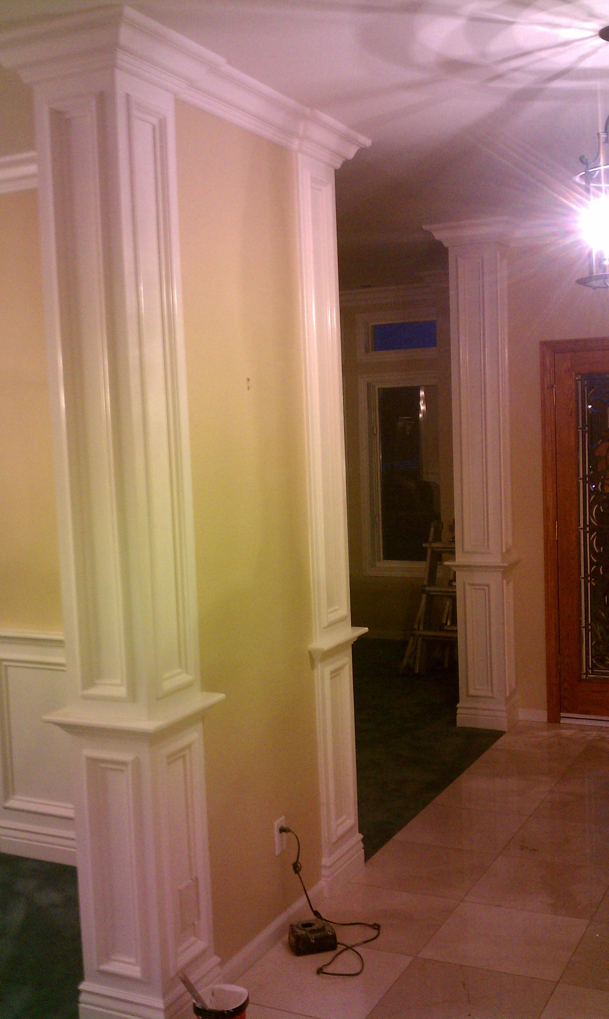 Dining Room Transformation in the Santiago Estates