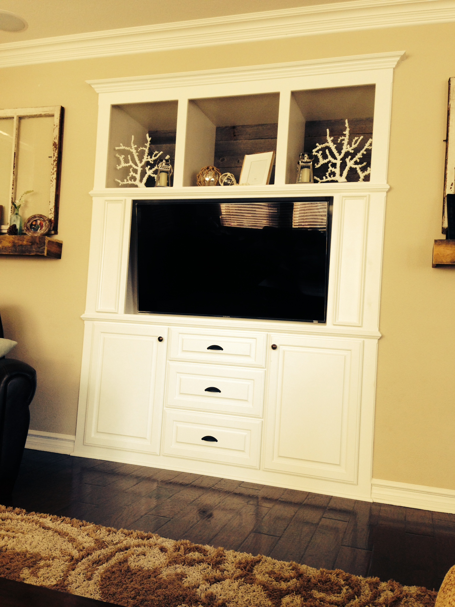 Custom Cabinets  Entertainment CentersBuilt Ins