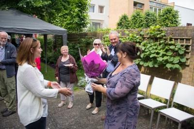 Piknik 2015 - roze za gostiteljico Vando