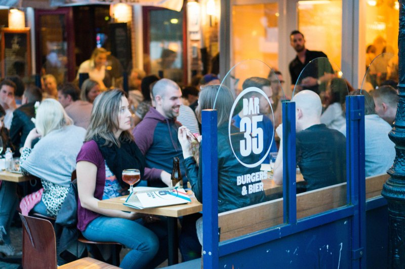 Bar 35 in Den Bosch