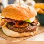 Classic Burger bij Alchemia od Kuchni in Krakau