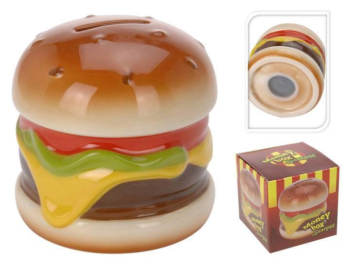 Hamburgerspaarpot