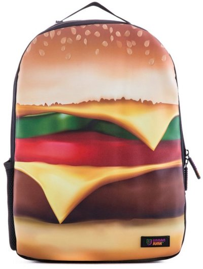 Hamburger rugzak