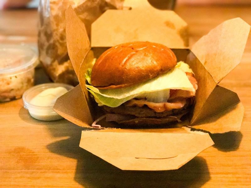 MRIJ Burger BIO Speck